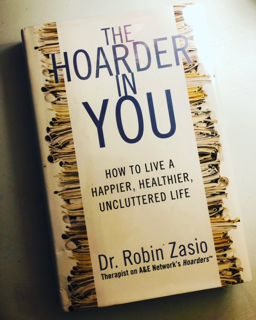Book Review: The Hoarder In You